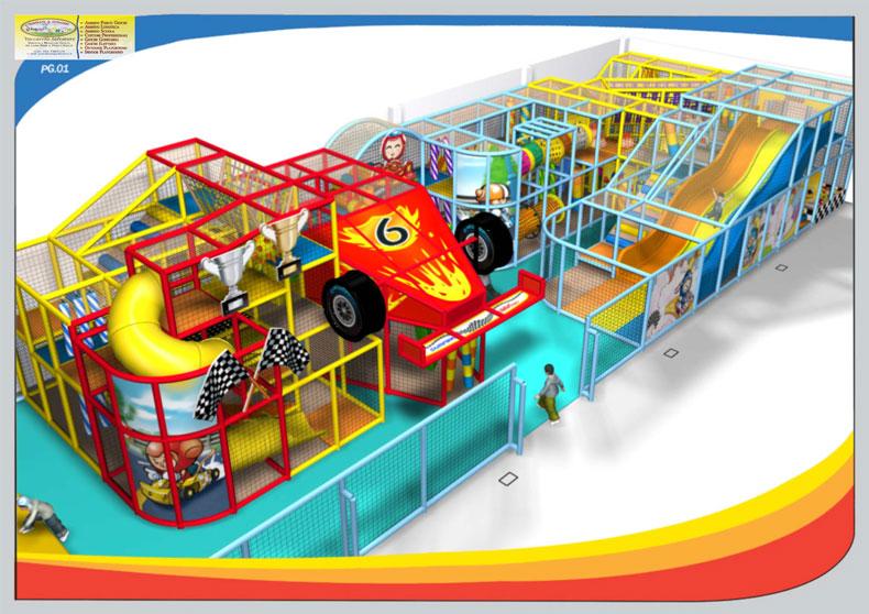 Indoor Playground parco giochi per bambini ad Agrigento